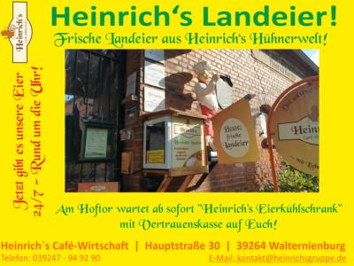 Heinrichs Landeier