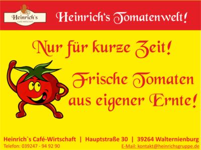 Heinrich's Tomatenwelt